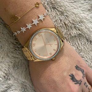 Michael Kors Blake Rose Gold Watch